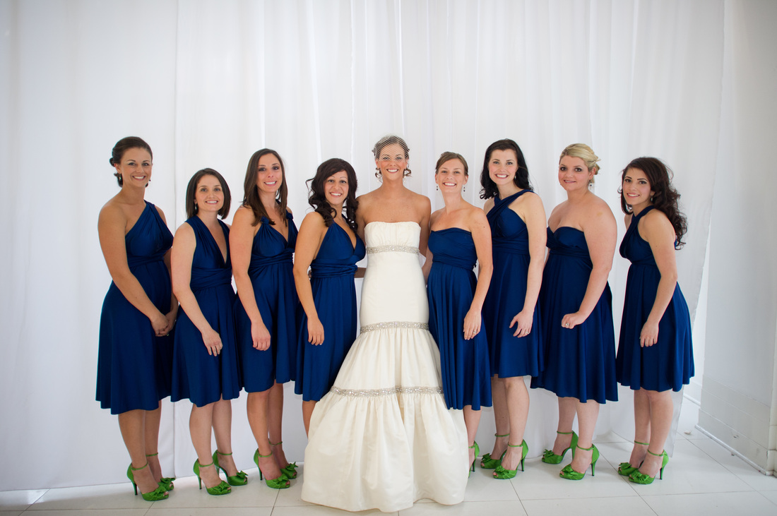 Bridesmaid Dresses Colors